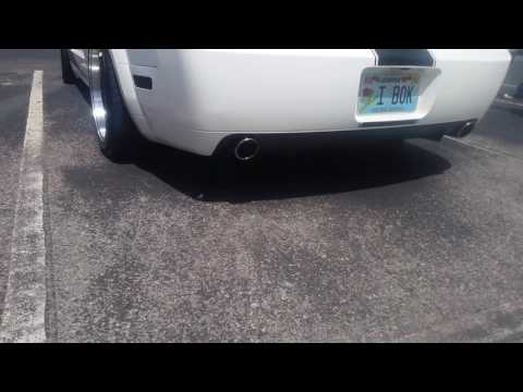 2007 Mustang GT BBK Headers Borla Stinger Exhaust
