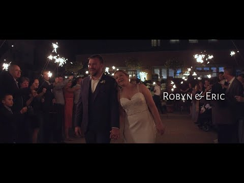 Robyn & Eric's Wedding Teaser Film @ The Stonington Harbor Yacht Club