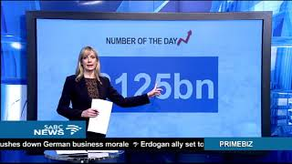 (SABC)#BizPrime NUMBER OF THE DAY: R125 billion