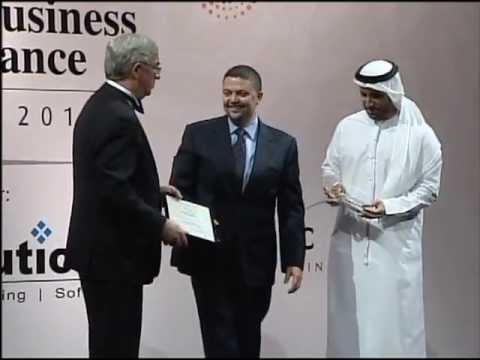 IB&F Awards 2011 Best Investment Bank (GCC)