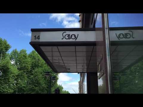 Restaurant Savoy (Helsinki, Finland)