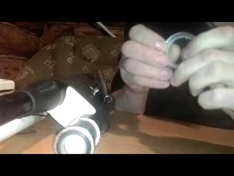 Самодельный фонарь для подводной охоты
