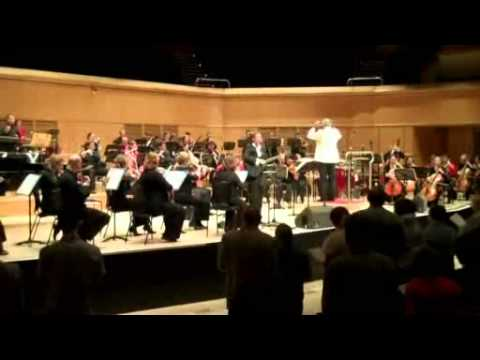 Holy Ground - Dave & Pat Bilbrough & All Souls Orchestra