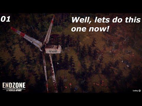 ENDZONE - A WORLD APART - Tutorial 01