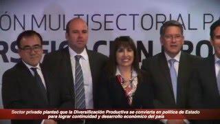 Sector privado plantea que PNDP sea política de Estado thumbnail