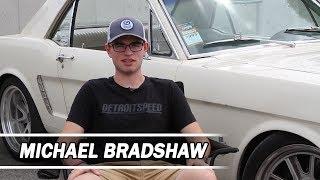 Michael Bradshaw - Detroit Speed Testimonial