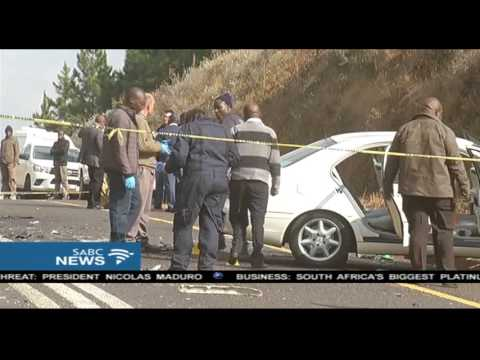 Mpumalanga police launch a manhunt for heist suspects