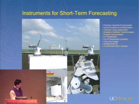 The Challenges of Solar Forecasting: Reducing the Cost of So