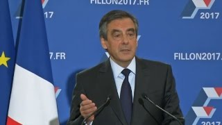 Ex-premier Fillon Wins French Right-wing Primary