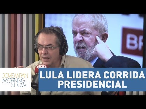 Datafolha Revela Que Lula Lidera Corrida Presidencial; Bolsonaro Se Isola Em Segundo