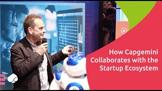 How Capgemini Collaborates with the Startup Ecosystem