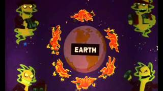 Animated Theory Global Warming