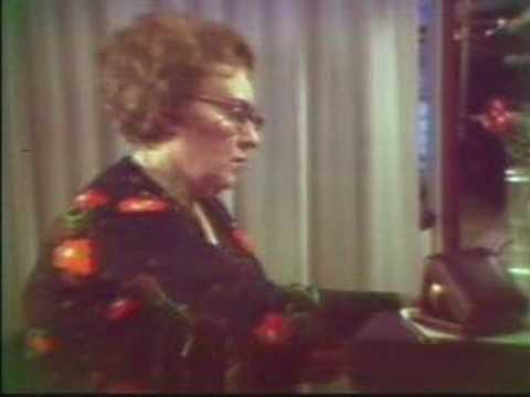Theremin- Clara Rockmore play
