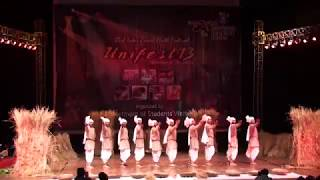 haryanvi folk dance kissan dance jam k barso ram ji national youth festival