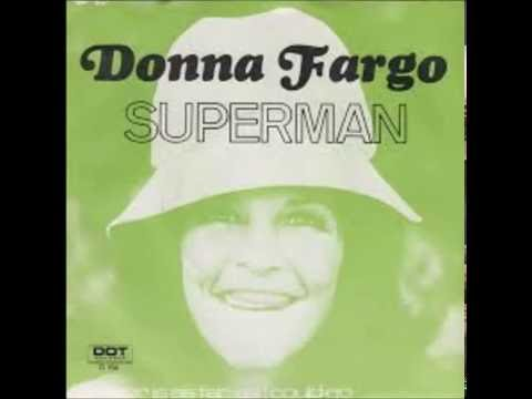 Donna Fargo - Superman How Would I 1973 HQ