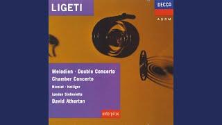 Ligeti: Chamber Concerto for 13 instrumentalists - 2. Calmo, sostenuto