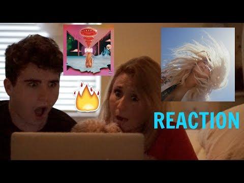 Kesha (ft. The Dap-Kings Horns) - Woman   Reaction w/ MY MOM