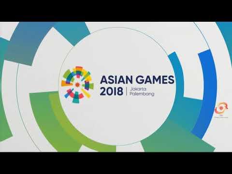 League Of Legends Asian Games 2018 Final Part1/2
