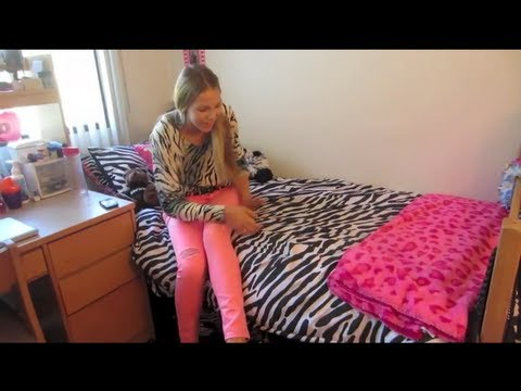My Freshmen Dorm Room Tour! ♥ | Pepperdine University
