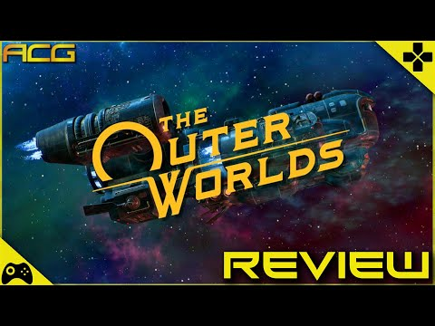 """Outer Worlds Review """"Buy, Wait For Sale, Rent, Never Touch?"""" - Switch"""