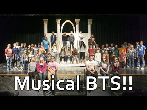 Musical Behind the Scenes - Beauty and the Beast