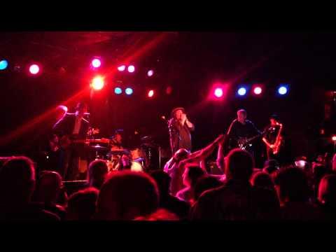 Lamont Cranston Band at The Cabooze on 9/13/2014 - Bob Bingham