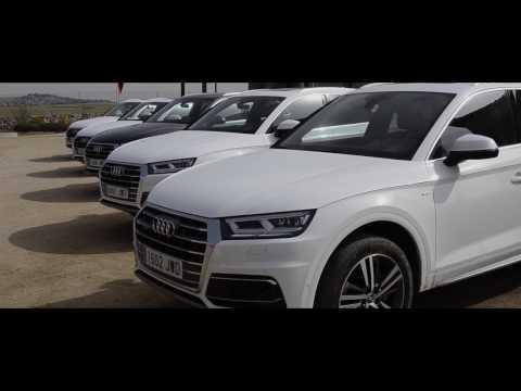 Audi Q5 2017 - Press Launch