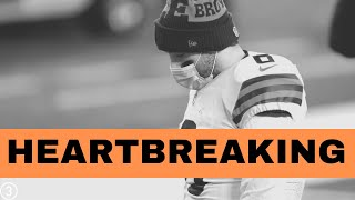 Cleveland Browns QB Baker Mayfield takes blame for Browns' loss to Jets: 'I failed this team'