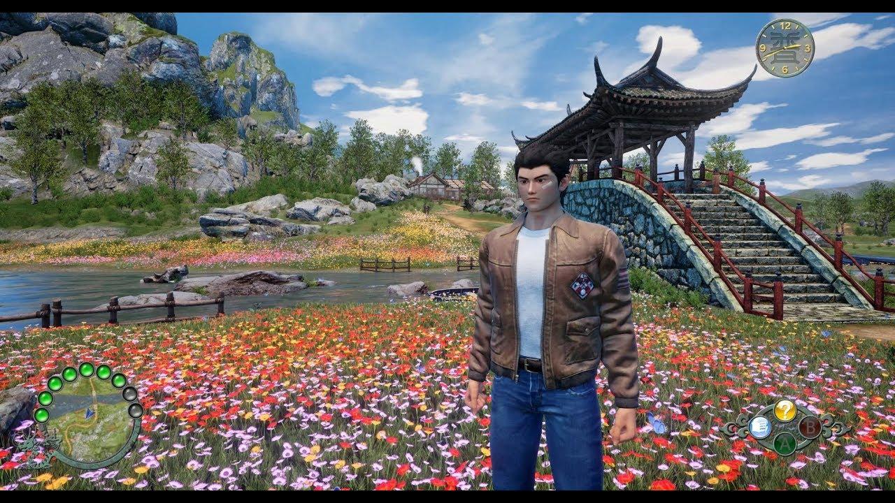 [How to win] SHENMUE 3 ความสำคัญของสะพานดอกไม้