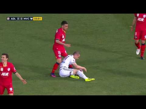Australia A-League - Adelaide United Vs Melbourne Victory 22 October 2016 Full Match