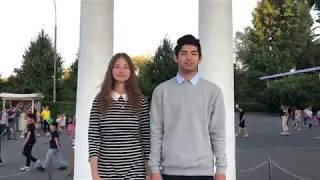 Конкурс ГН-2018. №16. Ахмедов и Разумовская - Вдвоём