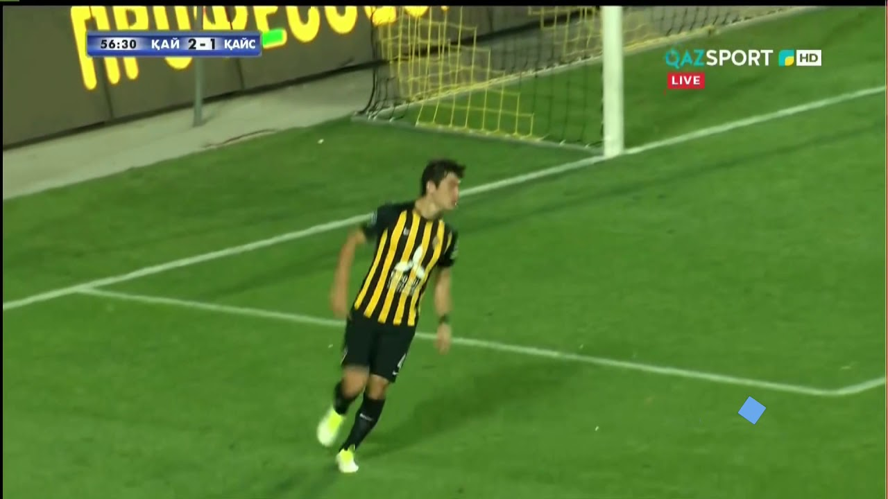 FC Kairat Almaty 3-1 Kaisar Kyzylorda