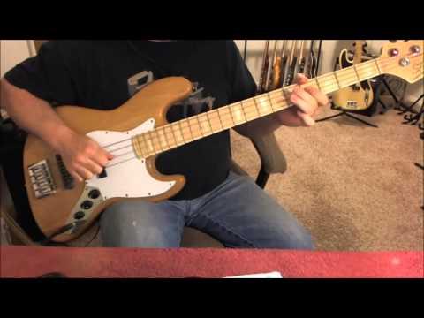 Tommy Tutone - 867-5309/Jenny - Bass Cover