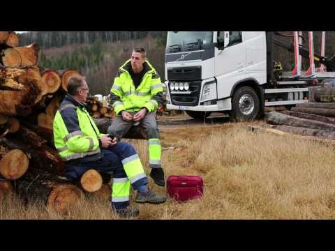 Volvo Trucks - Fewer injuries at work with Volvo Dynamic Ste