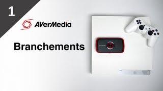 Comment Connecter votre PS3 à l'AVerMedia Live Gamer Portable LGP)TUTO PS3