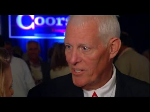 Joe Coors concedes to Ed Perlmutter