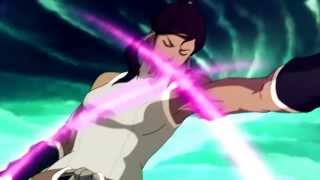 The Legend of Korra Book 2 Spirits Episode 1 Rebel Spirit