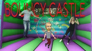 Bouncy Castle Party in London  |  London Lifestyle Vlog