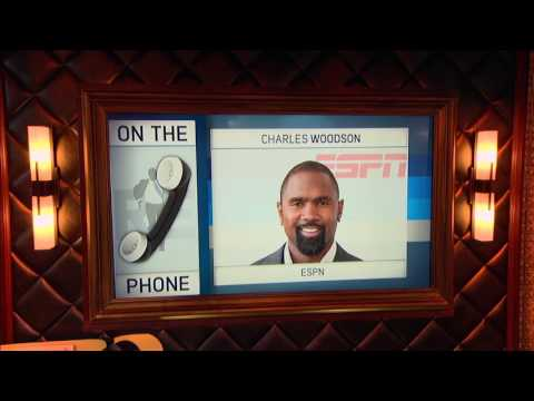 ESPN NFL Analyst Charles Woodson Gives Advice to Raider Players Moving To Las Vegas - 3/28/17