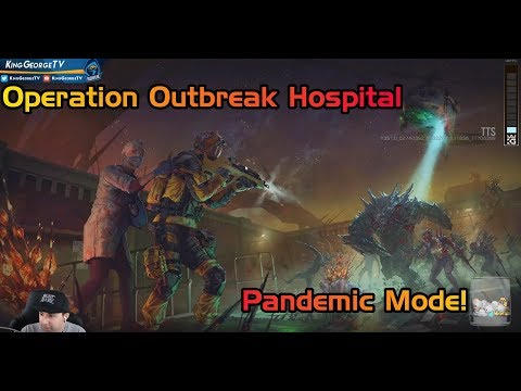 Operation Outbreak Hospital Pandemic Mode | Rainbow Six Siege Map 1