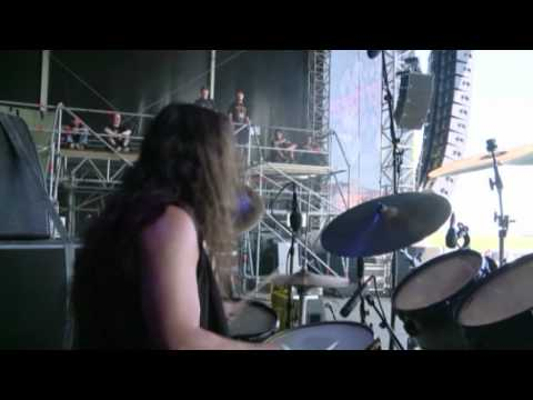 """The Foreshadowing """"Oionos"""" live at Summer Breeze 2010"""