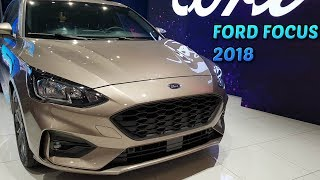New Ford Focus ST-Line 2018 \ Review of the fourth generation