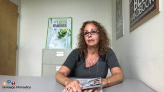 Marina Velez present the 2017 Liquor Handbook