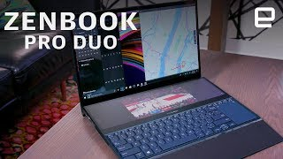 ASUS Zenbook Pro Duo Hands-On at Computex 2019