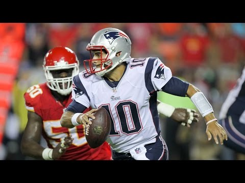 Jimmy Garoppolo highlights