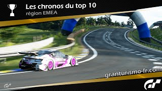 [TOP10] Alsace - Village II / Gr.2 / Honda RAYBRIG NSX CONCEPT-GT '16 - 1:41.198
