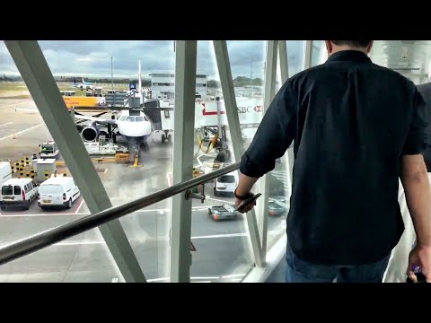 British Airways Trip Report: London Heathrow - Stockholm Arlanda: Airbus A320