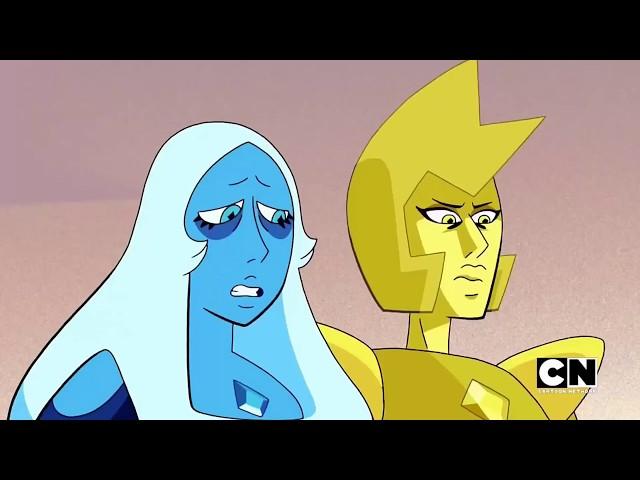 Steven Universe Bia?y diament -  fandub pl