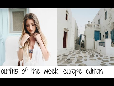 OOTW: EUROPE EDITION
