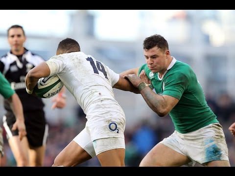 Ireland v England, Official extended highlights worldwide, 3rd March 2015